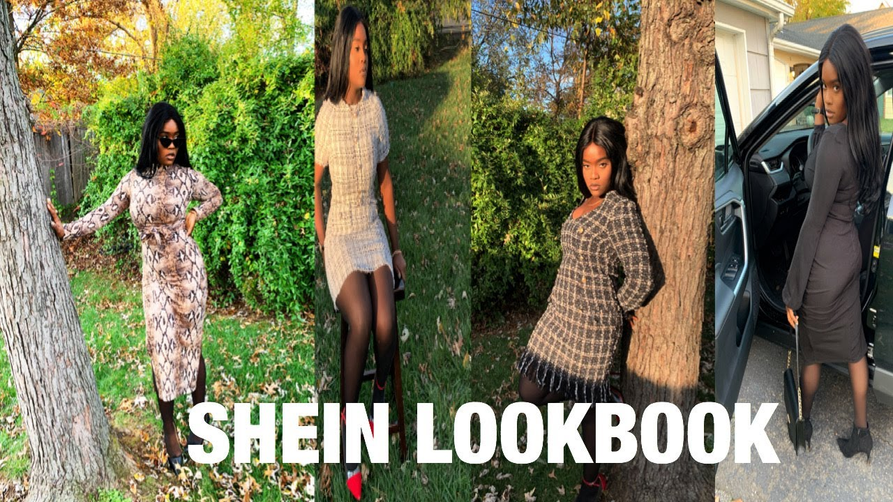 [VIDEO] - Cute n Classy Dresses * SHEIN LOOKBOOK * 2