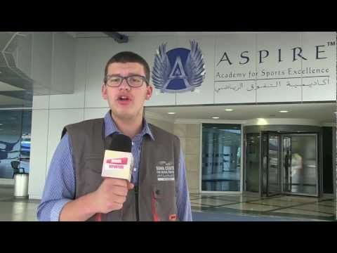 Aspire Academy signing MOU with Doha Centre for Media Freedom