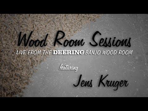 "Deering Woodroom Sessions - Jens Kruger performs ""Margarite"""