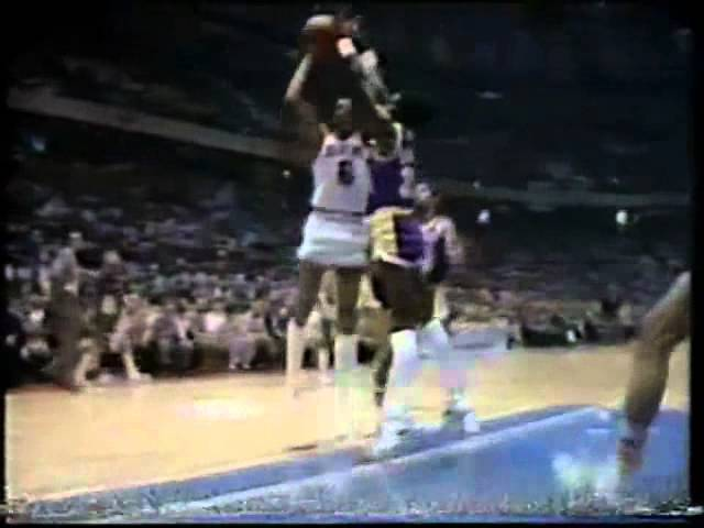 Classic Old Vintage 80s NBA Basketball Footage Bloopers