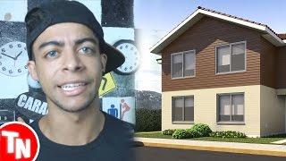 Everson Zoio se queima com faca quente, Youtuber tem casa invadida