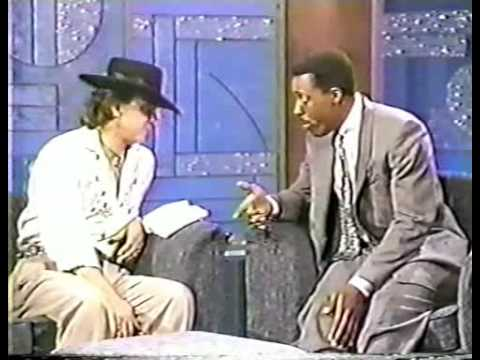Stevie Ray Vaughan performs House is Rockin + Interview