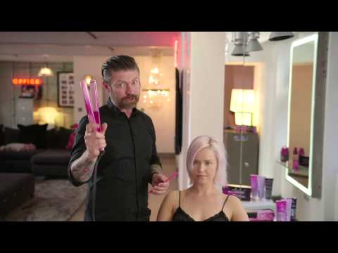 Lee Stafford Colour Therapy PRO MINERAL iRons