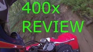 TRX 400x (400ex) 2013 ATV Review