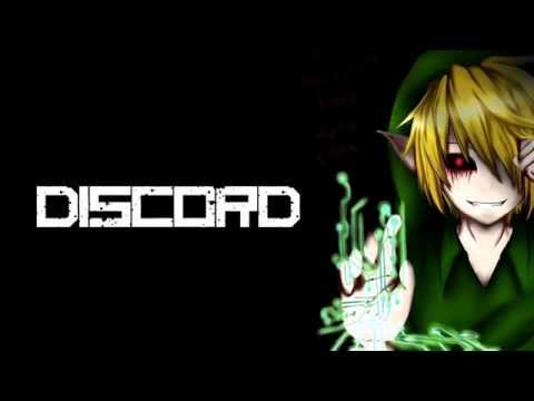 Nightcore | Discord w/lyrics [Darkcore]
