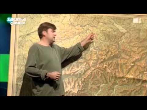 Mike Müller als Hanspeter Burri - Die politische Landschaft der Schweiz