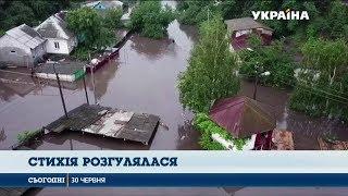 Негода продовжує атакувати Україну
