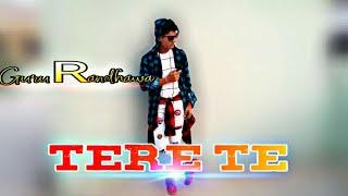 Tere Te New Dance Choreography - GuruRandhawa Ft.IKKA | Bhushan Kumar | Rohit Agrawal