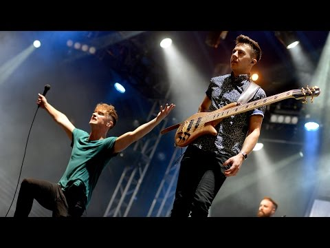 Don Broco - You Wanna Know at Reading 2014
