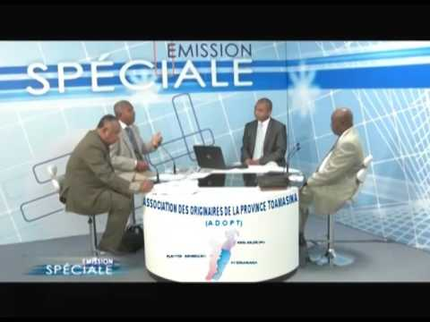 Emission Special ADOPT du 12 fevrier 2016 by tv plus madagascar