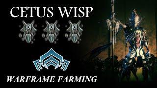 Warframe Farming - Cetus Wisp - MCGamerCZ