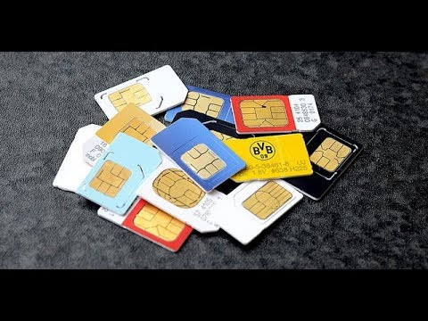 How to get free calls, sms and internet on any SIM card everywhere you go 100% works