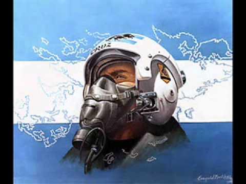 Malvinas- 25 de Mayo 1982 - Ataque al H.M.S. Coventry - Fuerza Aérea Argentina