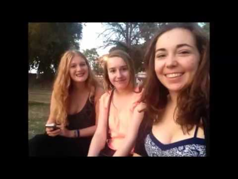 Katrina: 11 weeks in Seville - first day 2016