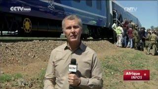 Botswana : le service ferroviaire pour passagers fait son retour