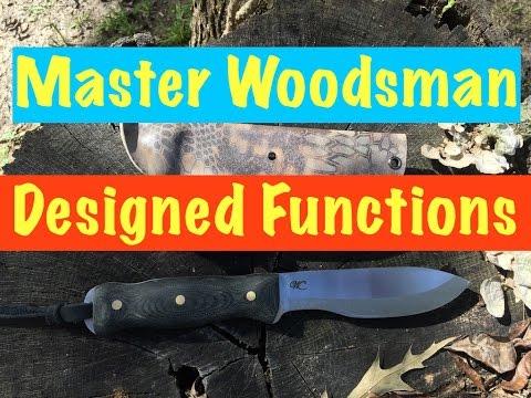 WC Knives Master