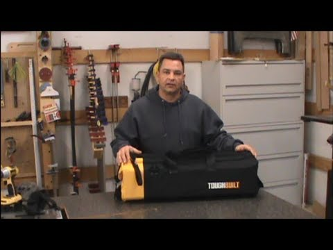 Review Of Toughbuilt S 30 Massive Mouth Specialist Bag