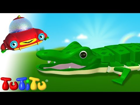 TuTiTu Toys | Crocodile