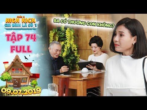 Gia đình là số 1 Phần 2|tập 74 full: Thám Hoa khóc nghẹn đón sinh nhật một mình vì ba bỏ đi hẹn hò