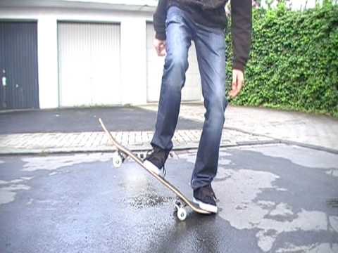 skateboard tricks f r anf nger ollie deutsch youtube