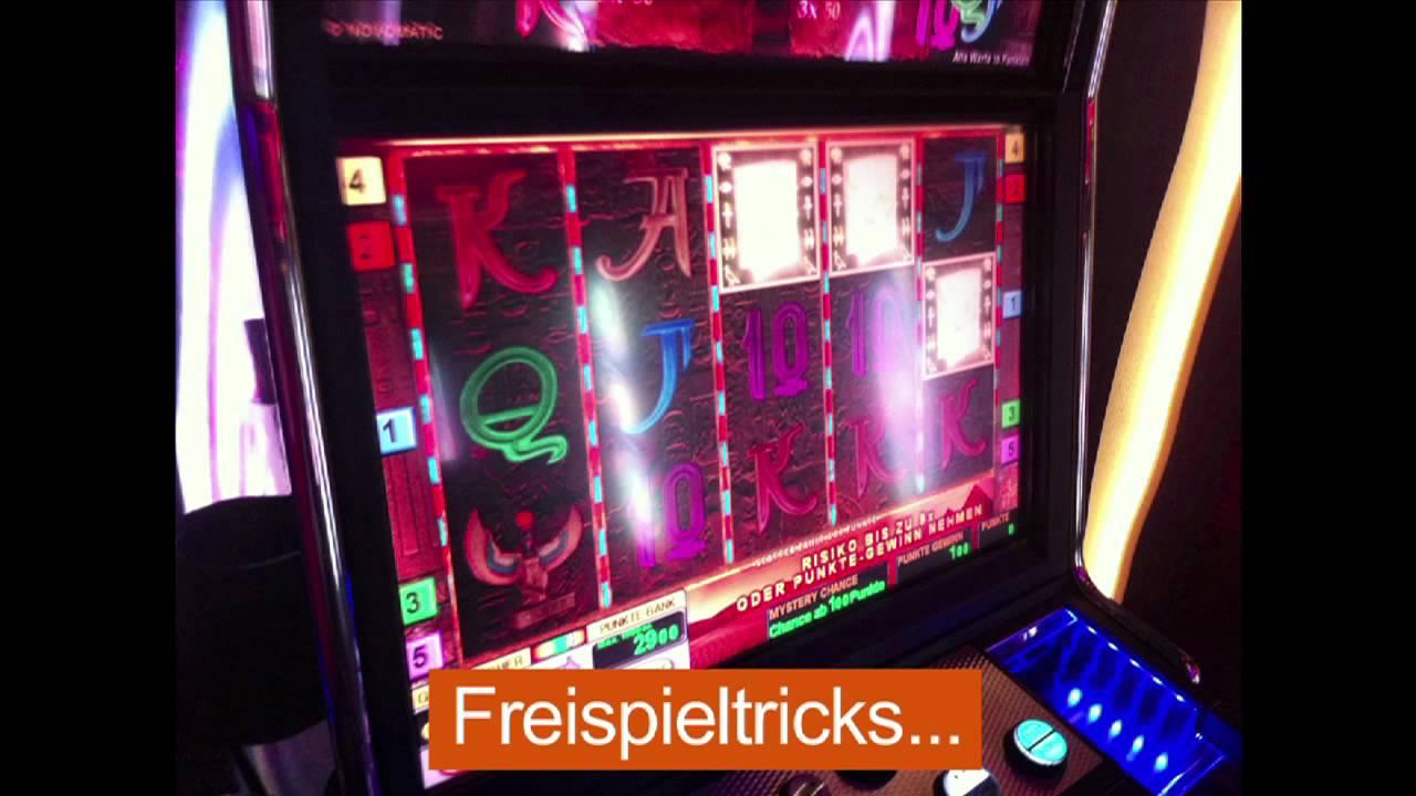 Automaten Trick