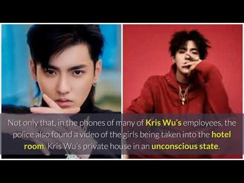 Download Lord Legend of Ravaging Dynasties Actor Kris Wu's Rape Scandal