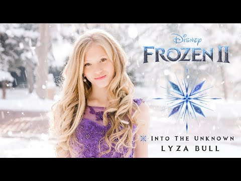 Idina Menzel, AURORA - Into The Unknown (From Frozen 2) Panic! At The Disco - Cover By Lyza Bull