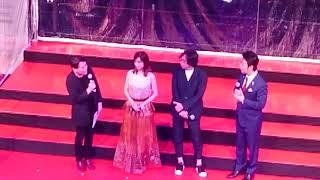 キャナルシティ博多 福岡アジア国際映画祭2018オープニングセレモニーに...
