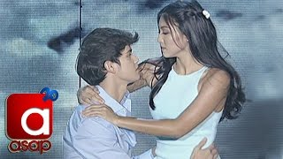 "James, Nadine in ""On The Wings Of Love"" Lyrical Dance"