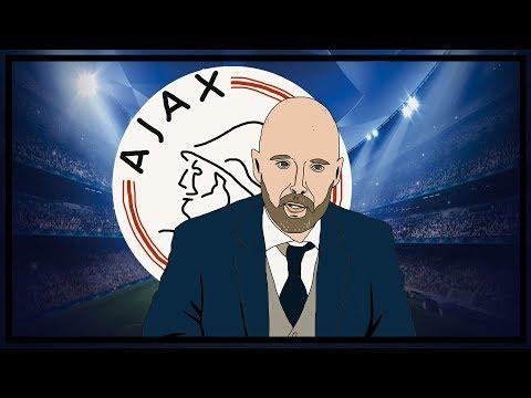Total Football 2.0:  Ajax & Erik Ten Hag