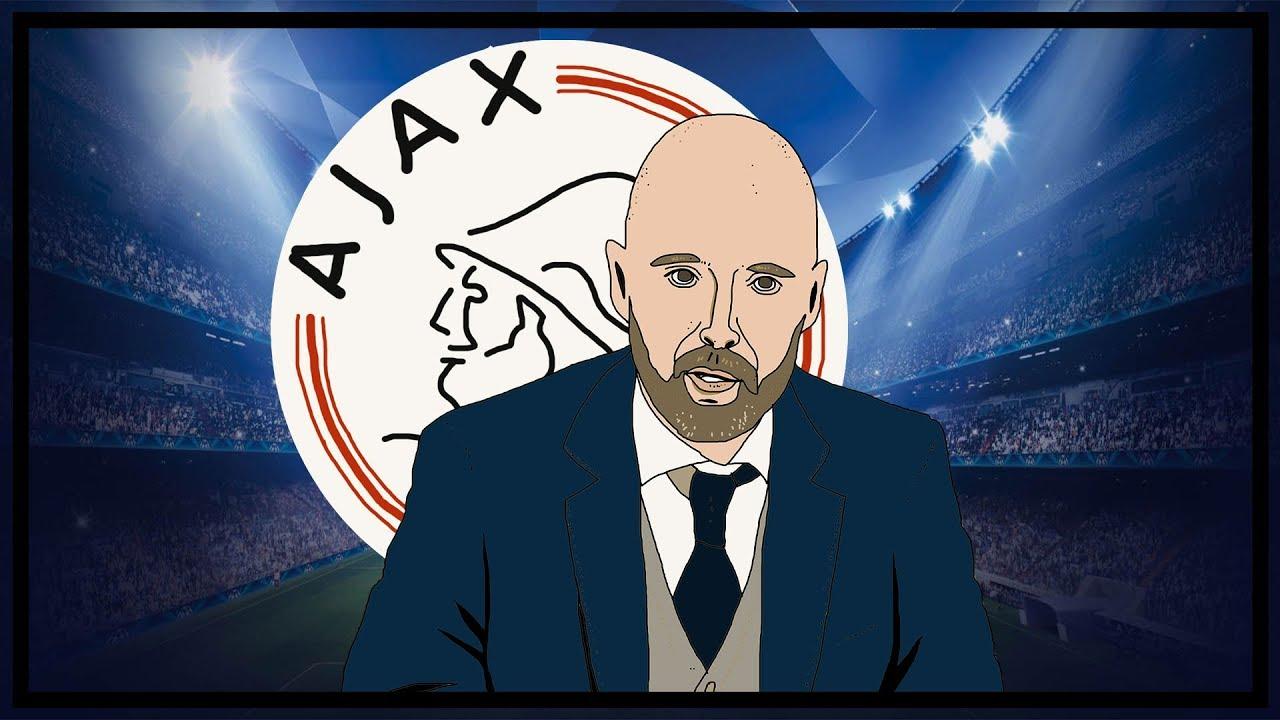 Total Football 2 0: Erik ten Hag's Ajax Amsterdam - Tifo Football
