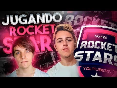 JUGANDO CONTRA RUBIK Y MARGARITA EN EL TORNEO DE YOUTUBERS ROCKET LEAGUE thumbnail