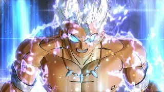 Super Saiyan Blue Evolved Ultra Instinct! Evolved Instinct! - Dragon Ball Xenoverse 2