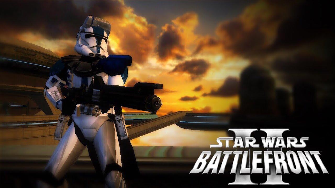 OG Star Wars Battlefront 2 Mods: KrypticElement's Era Mod: Bespin Platforms: Clone Wars