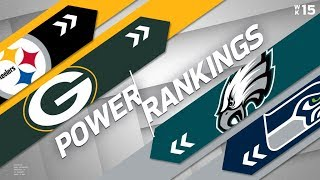 Week 15 Power Rankings! | Who's Rising & Who's Falling? | NFL