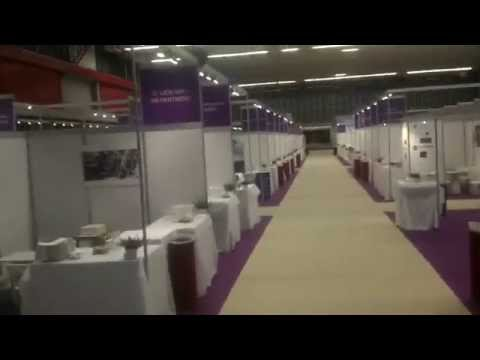 WORLD BULK WINE EXHIBITION - AMSTERDAM