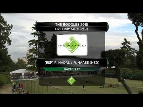 Rafael Nadal (ESP) v Robin Haase (NED)
