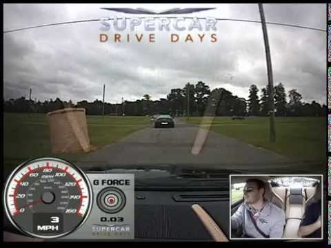 Brilliant Supercar Drive Days At Ingliston  Aston Martin DB9  YouTube