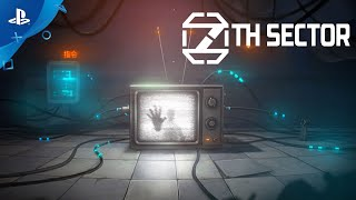 7th Sector - Release Trailer | PS4