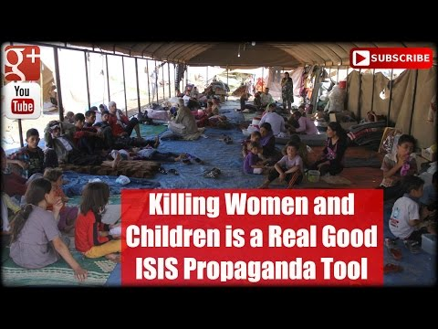 Killing Women and Children is a Real Good ISIS Propaganda Tool| Fire Watch EP #13