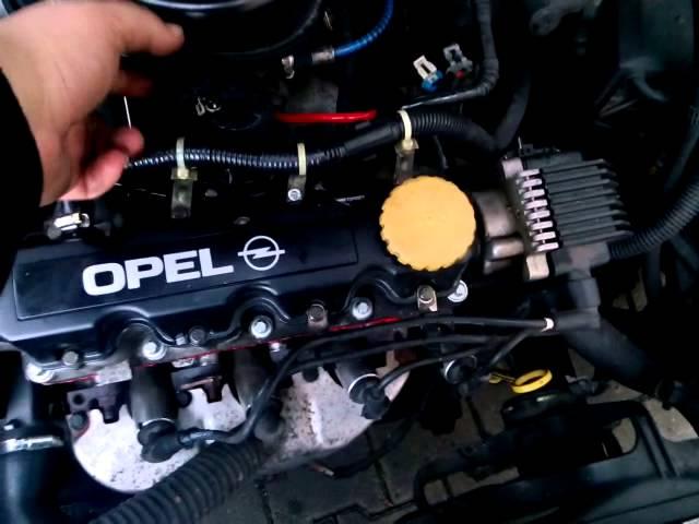 motor opel astra f