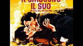 Luis Bacalov - A Ciascuno Il Suo (Titoli)
