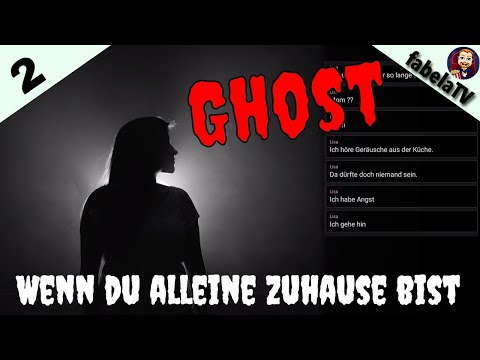 Ghost: Wenn deine