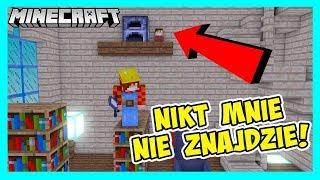 NIKT MNIE NIE ZNAJDZIE! | Vertez & Bobix | Minecraft Hide and Seek