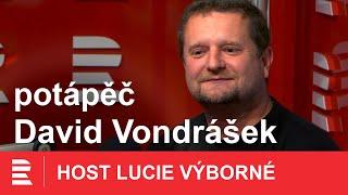 David Vondrášek: Až když pod hladinou můžete žít, tak to tam dokážete pořádně poznat