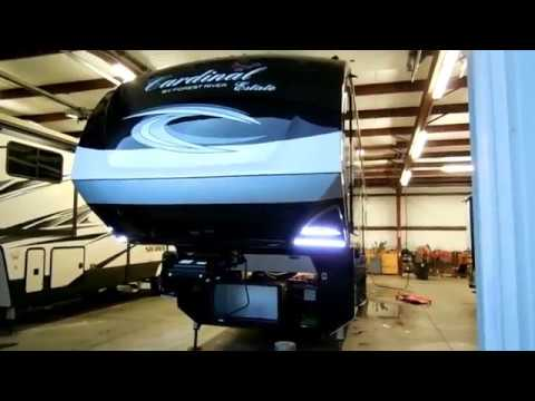 2019 Cardinal Estate 3456RLES By Forestriver RVs at Couchs RV Nation a RV Wholesaler