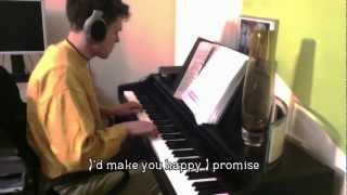 Emeli Sandé - Enough - Piano Cover - Slower Ballad Cover (With Lyrics)