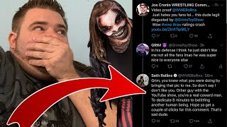 ROLLINS TWEETED ME ABOUT MY VIDEO ? HUGE WWE FIEND MERCH UNBOXING!