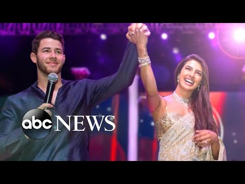 All the details from Priyanka Chopra and Nick Jonas' wedding Mp3