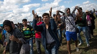 European Leaders Fight Over Refugee Border Management